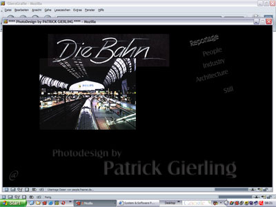 Photodesign by Patrick Gierling